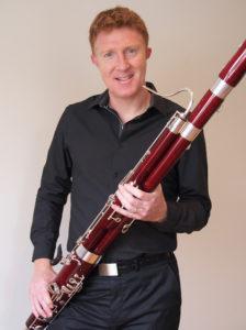 Bassoonist Matthew Angus